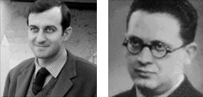 Juan Goytisolo y Max Aub