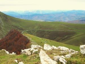 Vistas desde Goñiburu, paso Tapla