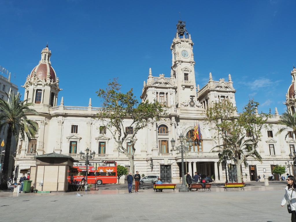 Valencia, Ayuntamiento
