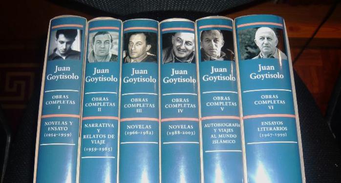 Juan Goytisolo, obra completa