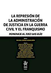Represión en Navarra, el juez Elío