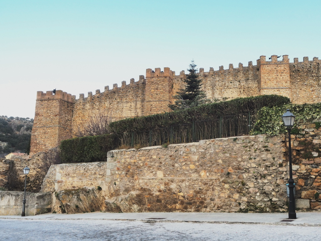Buitrago, muralla
