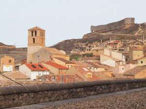 Vista de San esteban de Gormaz