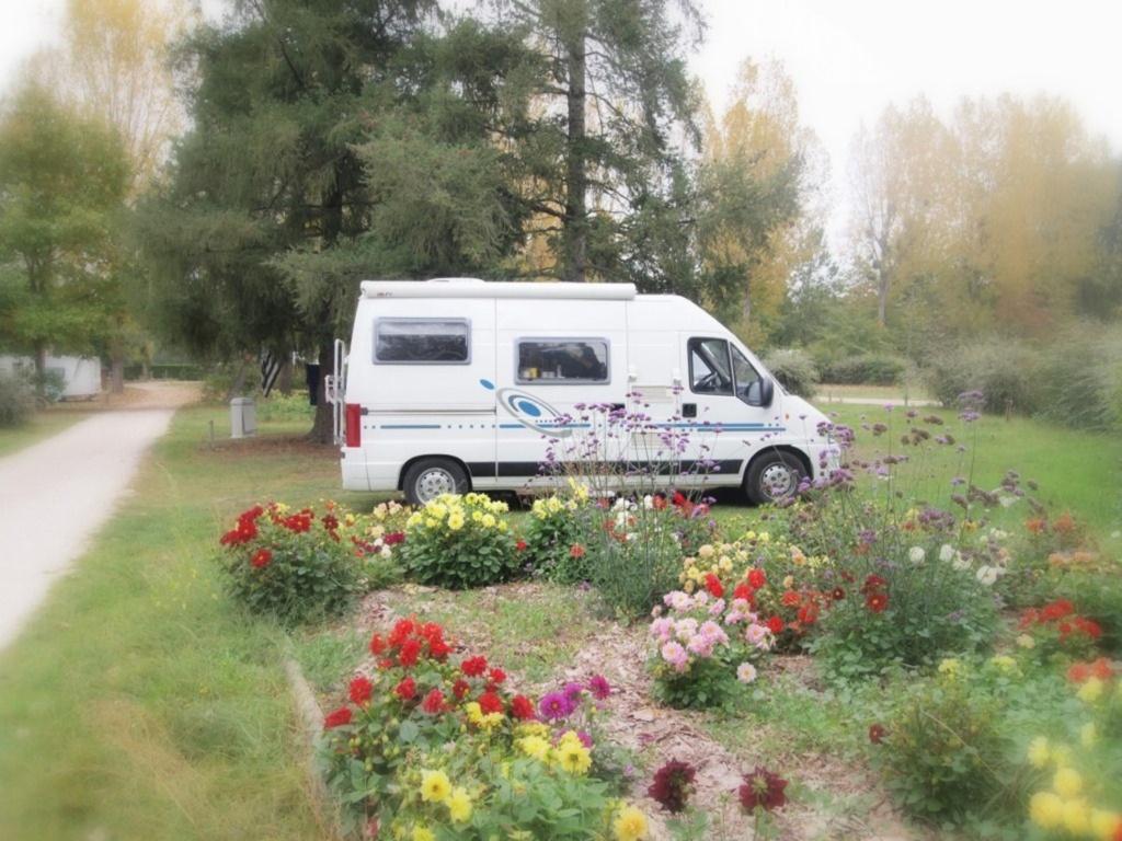 Camping cerca de Chamborg