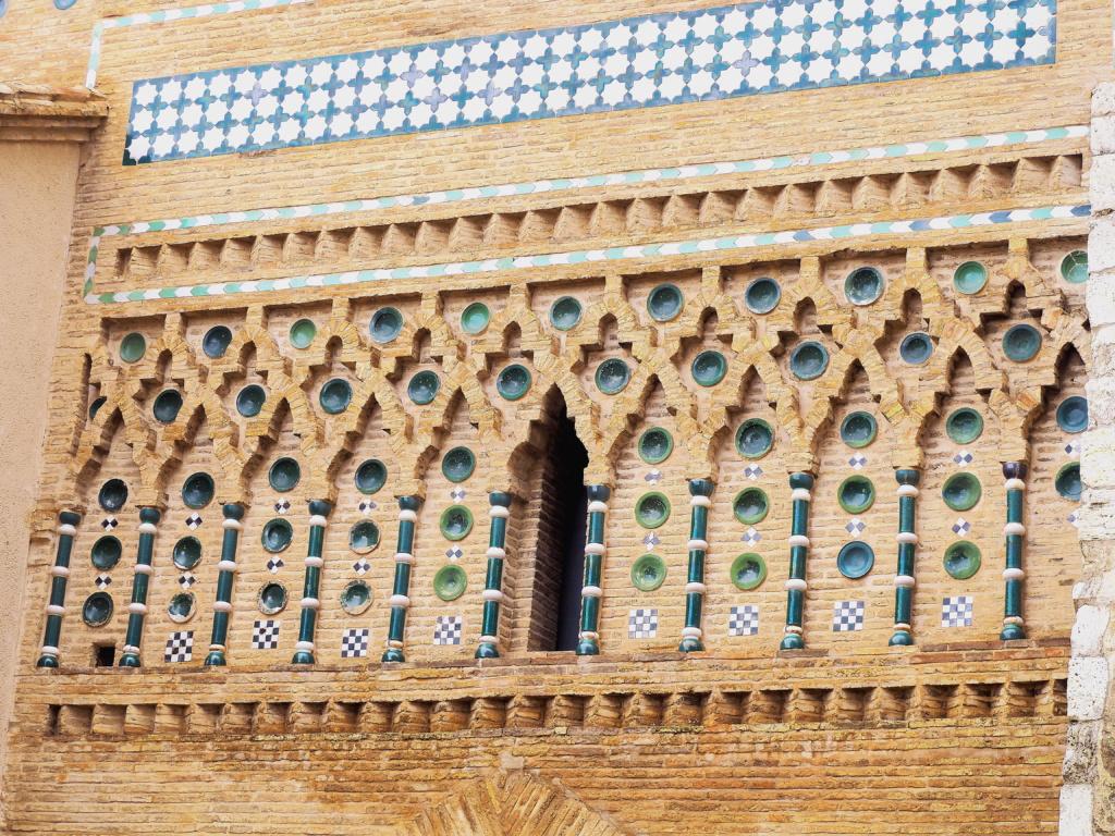 Detalle, Torre de San Miguel, Teruel
