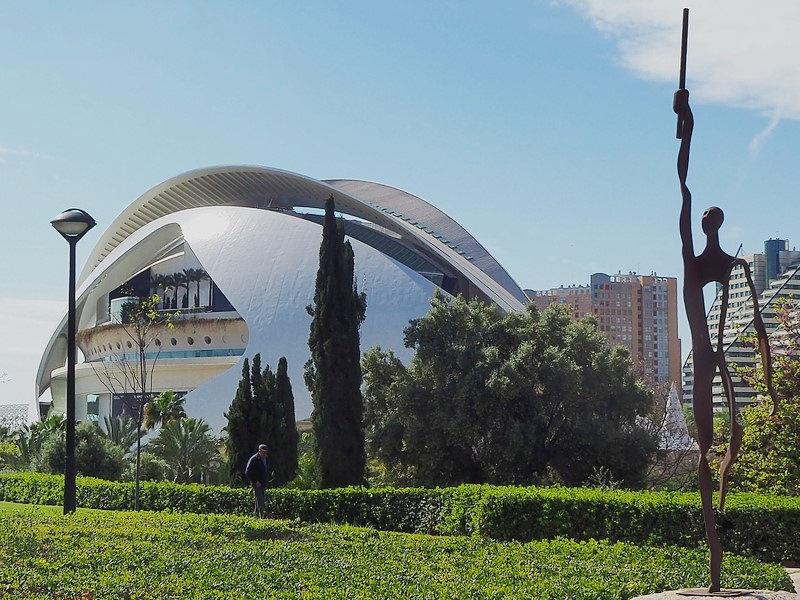 Palacio de las Artes, Valencia