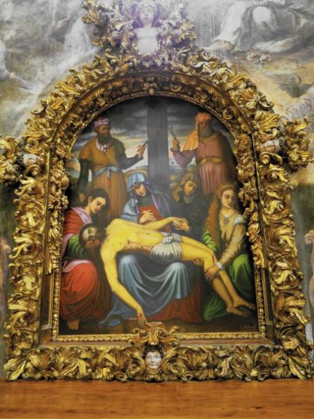 Interior Ermita de San Saturio_3