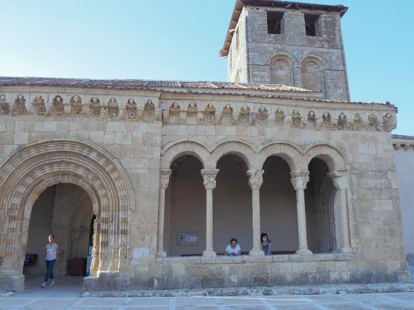 Iglesia de San Miguel, Sotosalbos, Segovia